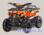 Квадроцикл детский бензиновый MOTAX ATV X-16 BIGWHEEL (механический стартер) (Большие колеса)