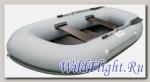 Лодка STREAM Дельфин 2+ с транцем