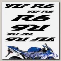 Комплект наклеек Crazy Iron YAMAHA YZF-R6