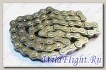 Цепь ролликовая привода масляного насоса, сталь LU059087