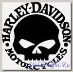 Наклейки (3шт) (18х18) HARLEY (винил)