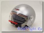 Шлем Vcan 522 открытый silver