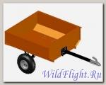 Прицеп одноосный ALFECO ПЦМС-320 для квадроциклов