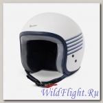 Шлем VESPA GRAPHIC WHITE