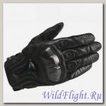 Перчатки кожаные RS Taichi RST391 black r