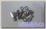 Адаптер для установки зеркал М8-М10/М10-М8/ПАПА/МАМА на мотоцикл (НАБОР на 2 ЗЕРКАЛА)