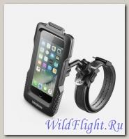 Держатель для Iphone 6S/6 на нетрубчатый руль мотоцикла, скутера