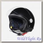 Шлем Vespa VISOR BT (Черный)