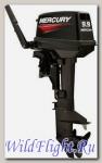 Двухтактный подвесной лодочный мотор Mercury 9.9 MHL