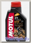 Мотор/масло MOTUL ATV POWER 4T SAE 5w-40 (1л) (MOTUL)