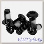 Болт набор крепления тормозного ротора (12 шт) Черные M5x10