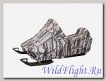 Чехол для снегохода Polaris Widetrack LX хранение цв. зимний лес