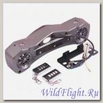 Аудиосистема для мототехники (на переднюю вилку, MP3, ПДУ) FR13
