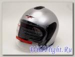Шлем Vcan Max 617 открытый silver