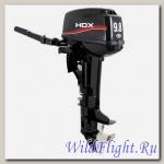 Лодочный мотор HDX T 9,8 BMS R Series