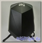 Рюкзак Diamond Backpack-Black PU