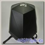 Рюкзак Diamond Backpack-Black PU