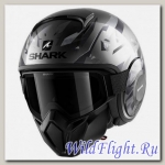 Шлем SHARK Street-Drak black grey