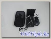 Чехол для навигатора-телефона с креплением на руль 6,0
