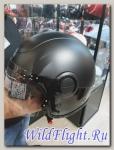 Шлем Vespa NOTE black