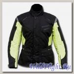 Куртка текстильная SUOMY M-DOUBLE черная/жёлтая