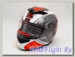 Шлем Vcan 121 интеграл white / lib-r