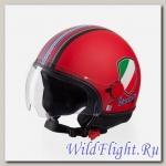 Шлем Vespa V-STRIPES RED