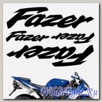 Комплект наклеек Crazy Iron YAMAHA FAZER VER1
