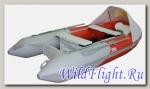 Лодка Стрелка Складной РИБ 360 люкс
