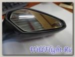Зеркала скутер Тайфун (пара) с поворотником