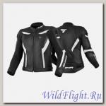 Куртка SHIMA CHASE black white