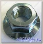 Гайка с фланцем M14х1.5мм, сталь LU022508