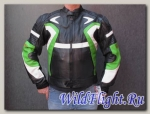 Куртка First Racing MACH-3 green/wht/blk