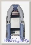 Лодка НАШИ ЛОДКИ PATRIOT 360 ТУРИСТ AL классика турист aluminium 2015