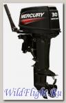 Двухтактный подвесной лодочный мотор Mercury 30 E