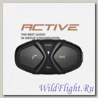 Interphone ACTIVE Мотогарнитура на шлем