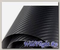 Наклейка Crazy Iron 3D карбон 410х250 мм