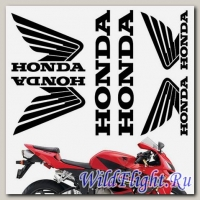 Комплект наклеек Crazy Iron HONDA PACK 2