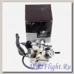 Карбюратор 4Т 157QMI.157QMJ (GY6-150) D24 (d=39mm)