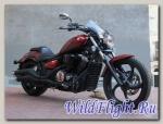 Мотоцикл Yamaha XVS 1300 (2014)