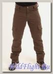 Мотобрюки STARKS CHAMELEON STRONG stretch COMFORT FIT коричневые мужские