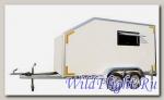Прицеп-фургон легковой двухосный «Дом на колесах» модель 3792М4