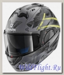 Шлем SHARK Evo-One 2 Sculd black grey