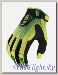 Перчатки Scott 450 FISSION Green Black