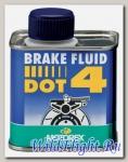 Жидкость тормозная MOTOREX DOT4 0.25L (Motorex)