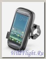 Универсальный держатель для смартфона 5.2 дюймов на руль мотоцикла, велосипеда