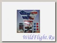 Накладка на бак GTS029 флаг США