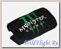 Полотенце Crazy Iron с логотипом MONSTER ENERGY 70х140