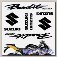 Комплект наклеек Crazy Iron SUZUKI BANDIT 400