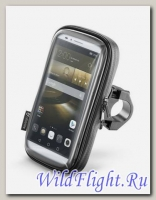 Универсальный держатель для смартфона 6.5 дюймов на руль мотоцикла, велосипеда SMSMART65